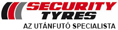 Security tyre utánfutó specialista