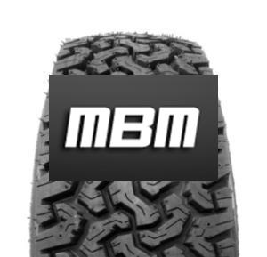 ZIARELLI CRUISER 255/65 R17 116 RETREAD M+S T