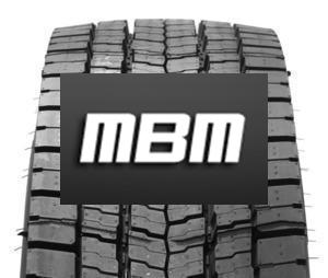 PIRELLI TW:01  295/80 R225 152 REAR WINTER M - D,A,1,72 dB