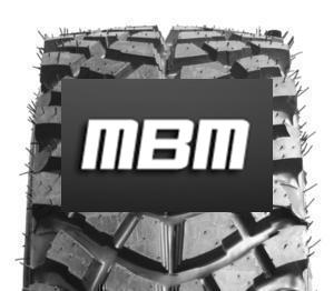 ZIARELLI MUD POWER 255/70 R16 112 RETREAD M+S T