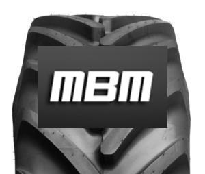 MICHELIN MULTIBIB 600/65 R34 151  D