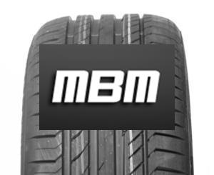 CONTINENTAL SPORT CONTACT 5  245/35 R19 93 MO EXTENDED FR DEMO DOT 2016 Y