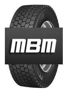 MICHELIN X MULTI. 3D XDE 315/80 R22.5 156/150  L - C,D,2,75 dB