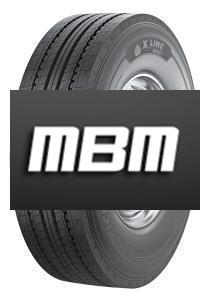MICHELIN X LINE ENERGY Z 315/80 R22.5 156/150  L - B,B,1,69 dB