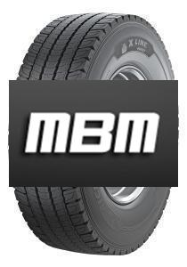 MICHELIN X LINE ENERGY D 315/80 R22.5 156/150  L - C,B,1,69 dB