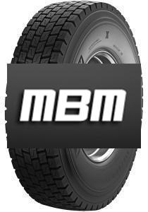 MICHELIN XDE2+ 305/70 R22.5 152/148  L - C,E,2,74 dB