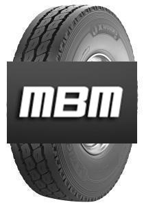 MICHELIN X WORKS HD Z 315/80 R22.5 156/150  K - B,C,1,68 dB