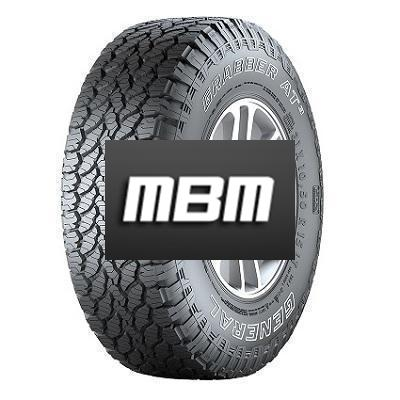 GENERAL TIRE GRAB.AT3 LT 245/75 R16 120/116  S - B,F,2,75 dB