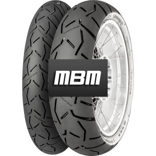 CONTINENTAL TRAILATTACK 3 TL Rear  190/55 R17 75 Moto.ZR-WR RE TO TL Rear  W