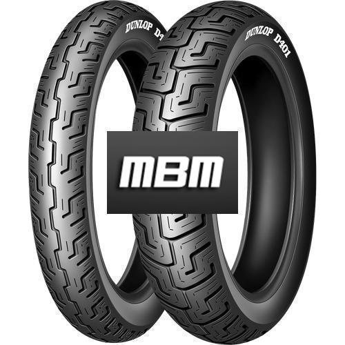DUNLOP D401 H/D S/T  TL Front  100/90 R19 57 Moto.H/V Dia Fro TL Front  H