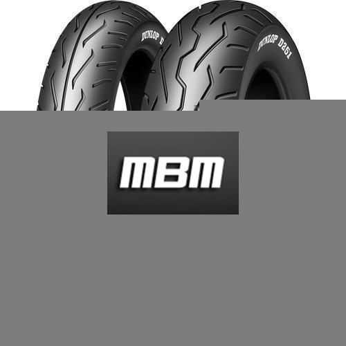 DUNLOP D251  TL Front  130/70 R18 63 Moto.HB_VR Fro TL Front  H