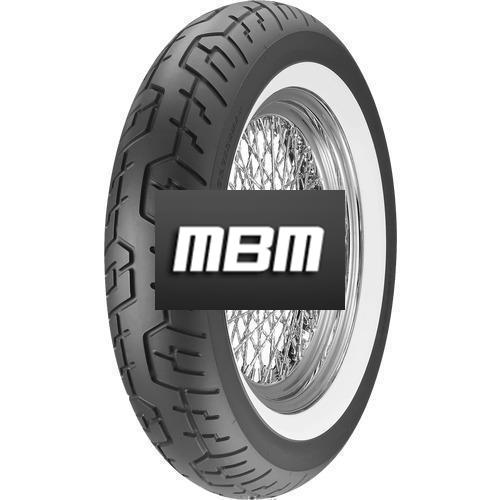 DUNLOP CRUISEMAX WW  TL Front  130/90 R16 67 Moto.H/V Dia Fro TL Front BREITE WEISSWAND H
