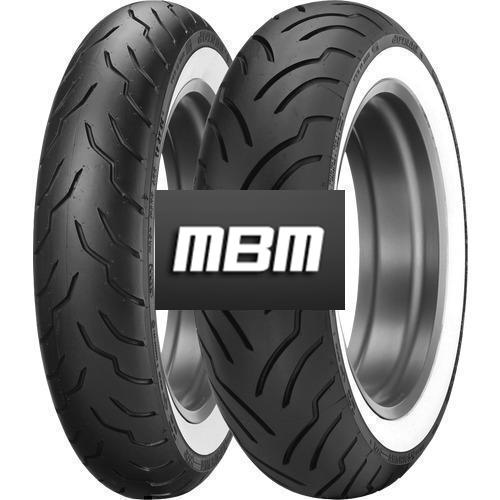 DUNLOP AMERICAN ELITE WW  TL Front  130/90 R16 67 Moto.HB_VR Fro TL Front BREITE WEISSWAND H