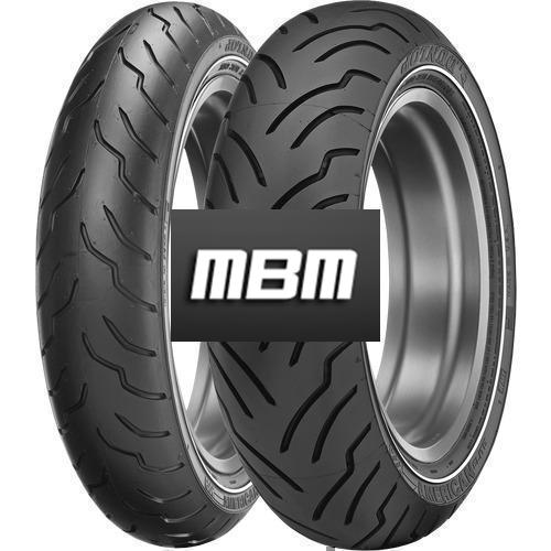 DUNLOP AMERICAN ELITE NW  TL Front  130/80 R17 65 Moto.HB_VR Fro TL Front SCHMALE WEISSWAND H