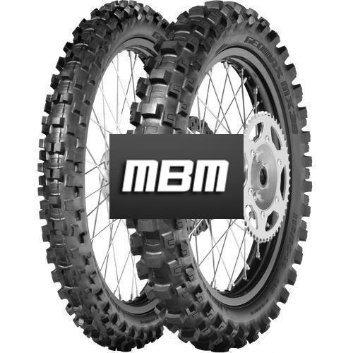 DUNLOP GEOMAX MX3S NHS  TT Rear  120/90 R18 65 Moto Cross TT Rear  M