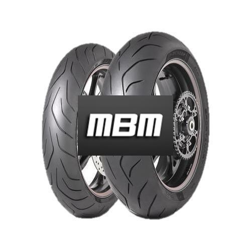 DUNLOP SPORTSMART MK3 TL Rear  190/55 R17 75 Moto.ZR-WR RE SP TL Rear  W