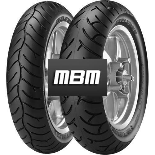 METZELER FEEL FREE TL Front  110/90 R12 64 Roller-Diag.-Rei TL Front  P