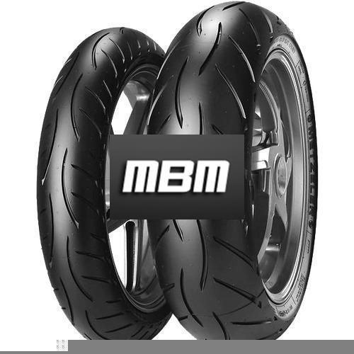 METZELER SPORTEC M5 INTERACT TL Rear  190/55 R17 75 Moto.ZR-WR RE SP TL Rear  W