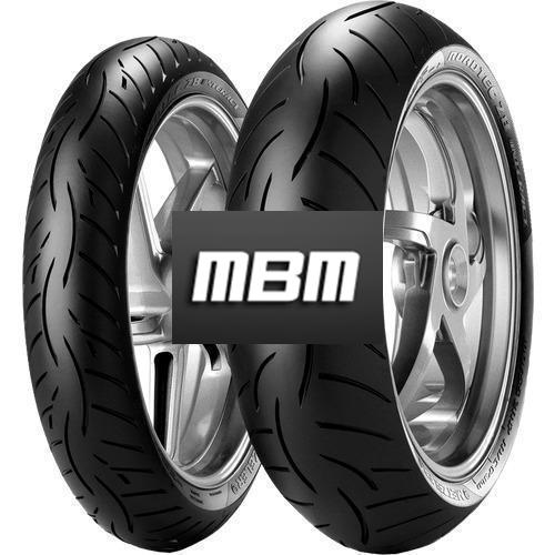 METZELER ROADTEC Z8 INTERACT C TL Rear  190/55 R17 75 Moto.ZR-WR RE TO TL Rear  W