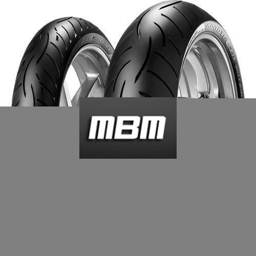 METZELER ROADTEC Z8 INTERACT O TL Rear  190/50 R17 73 Moto.ZR-WR RE TO TL Rear  W