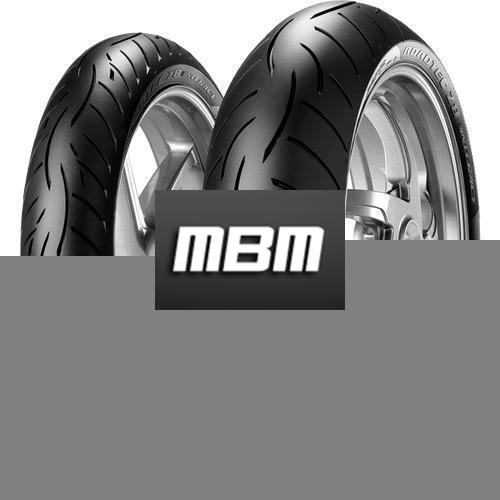 METZELER ROADTEC Z8 INTERACT O TL Rear  190/55 R17 75 Moto.ZR-WR RE TO TL Rear  W