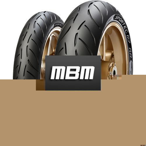 METZELER SPORTEC M7 RR (73W)  TL Rear  180/55 R17  Moto.ZR-WR RE SP TL Rear  Z