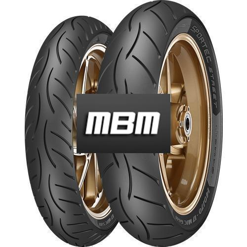 METZELER SPOTEC STREET RF  TL Front  90/80 R14 49 Roller-Diag.-Rei TL Front  S