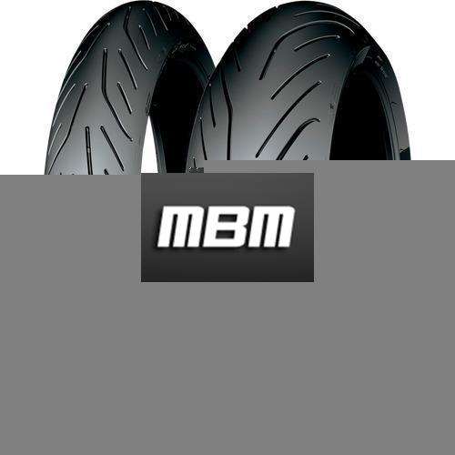 MICHELIN PILOT POWER 3 TL Rear  190/55 R17 75 Moto.ZR-WR RE SP TL Rear  W