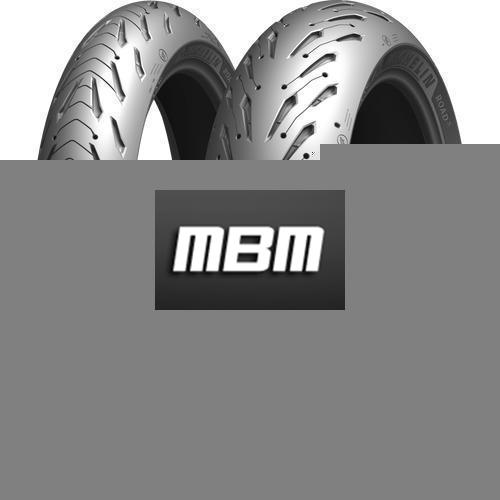 MICHELIN ROAD 5 TL Rear  190/55 R17 75 Moto.ZR-WR RE TO TL Rear  W