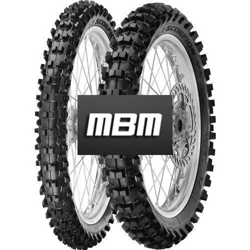 PIRELLI SCO MX MID SOFT 32 NHS  TT Rear  80/100 R12  Moto Kinder-Cros TT Rear