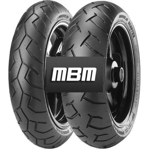 PIRELLI DIABLO SCOOTER TL Front  100/80 R16 50 Roller-Diag.-Rei TL Front  P