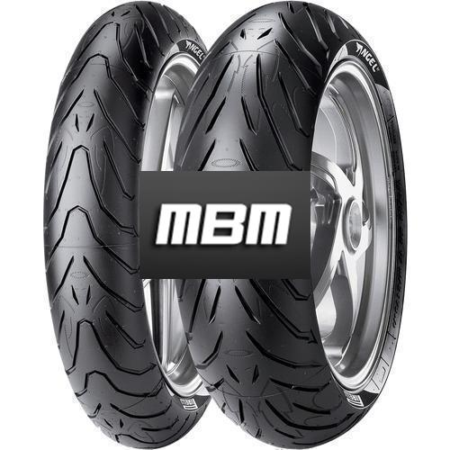 PIRELLI ANGEL ST TL Rear  190/55 R17 75 Moto.ZR-WR RE TO TL Rear  W