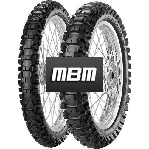 PIRELLI SCO MX MID HARD 554 NHS  TT Rear  110/90 R19 62 Moto Cross TT Rear  M