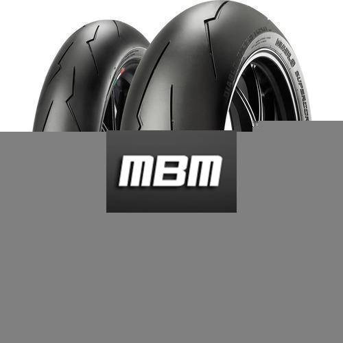 PIRELLI DIABLO SUPERCORSA V2 SP TL Rear  190/50 R17 73 Moto.ZR-WR RE SP TL Rear  W
