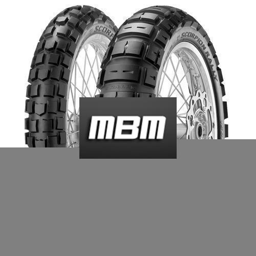 PIRELLI SCORPION RALLY M+S TL Rear  170/60 R17 72 M TL Rear  T