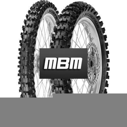 PIRELLI SCORPION MX32 MID HARD  120/80 R19 63 TT M