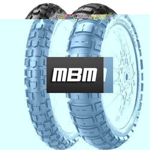 PIRELLI SCORPION RALLY STR M+S TL Rear  140/80 R17 69 M TL Rear  V