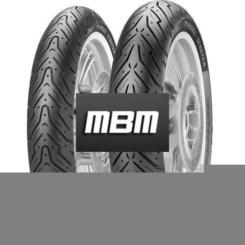 PIRELLI ANGEL SCOOTER TL Front  110/70 R11 45 Roller-Diag.-Rei TL Front  L