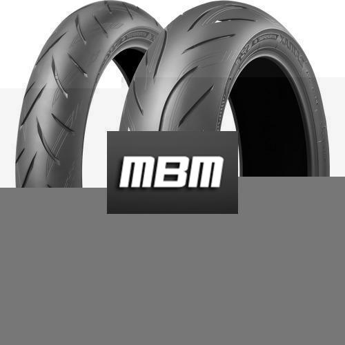 BRIDGESTONE BATTLAX S21 TL Rear  190/55 R17 75 Moto.ZR-WR RE SP TL Rear  W
