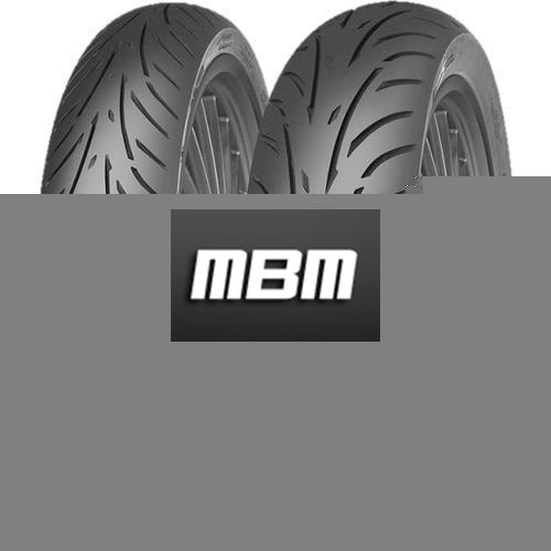MITAS TOURING FORCE SC TL Front/Rear  110/70 R16 52 Roller-Diag.-Rei TL Front/Rear  S