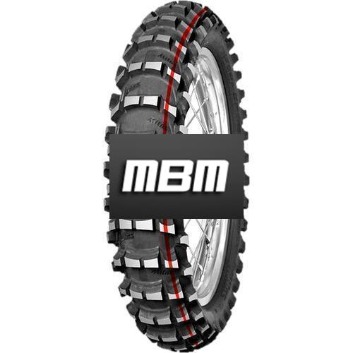 MITAS TERRA FORCE MX MH RED MEDIUM TO HARD  100/90 R19 57 TT M